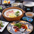 朝夕個室食で楽しむ高級会席料理
